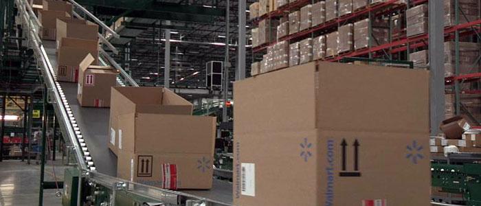 Walmarts E-handel ökade med 30 procent under 2013