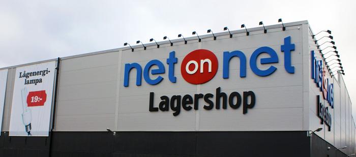 NetOnNet låter fler köpa Direkt från lagerhyllan