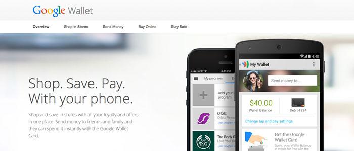 Följ paketet från start till mål med Googles plånbok