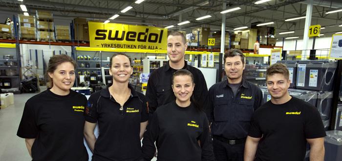 Swedol satsar järnet med sin kommande E-handel