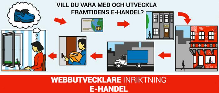 Ny E-handelsutbildning i Stockholm till hösten