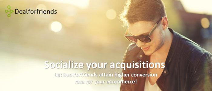 Fixa nya kunder med hjälp av social shopping