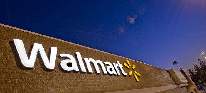 Walmart lanserar E-handel och öppnar butiker i Indien