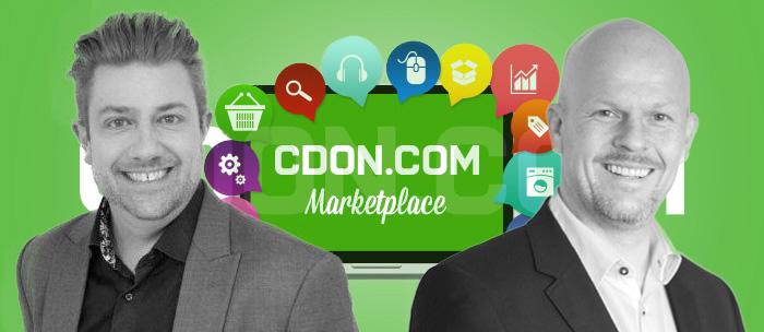 CDON utökar satsningen kring tredjepartssäljare