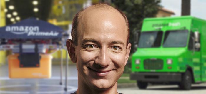 Amazon betalar sina anställda för att sluta