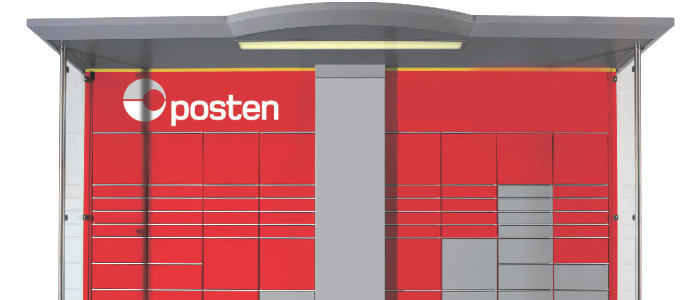 Norska Posten satsar på automater för E-handelsköp