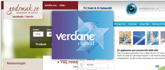 Verdane Capital fortsätter investera i E-handelsbolag