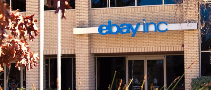 Ebay levererade under årets första kvartal