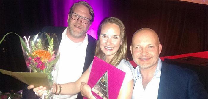 Babyshop och Webhallen prisas under Retail Awards