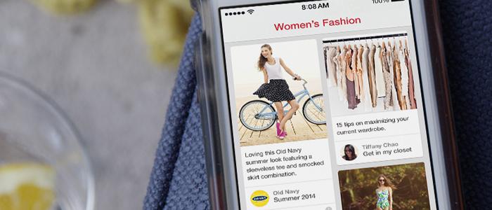 Pinterest lanserar en ny funktion för E-handlare