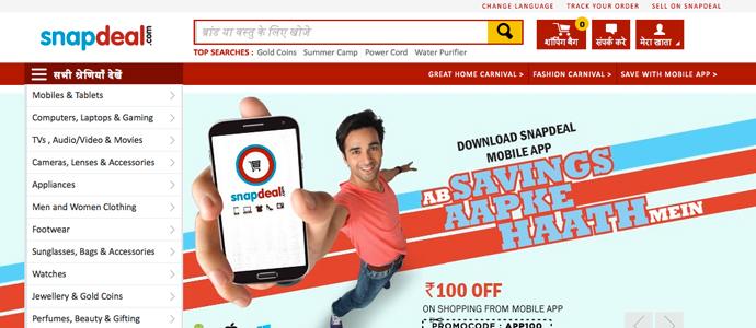Indisk E-handlare fortsätter att locka riskkapital
