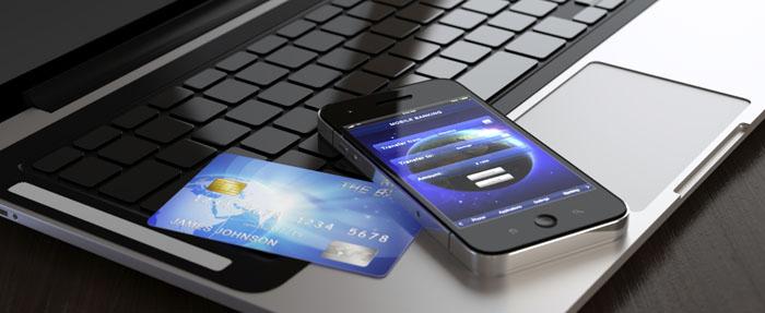 Mobila enheter står för en tredjedel av E-handeln