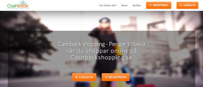 Refunder får konkurrens kring Cashback-fenomenet