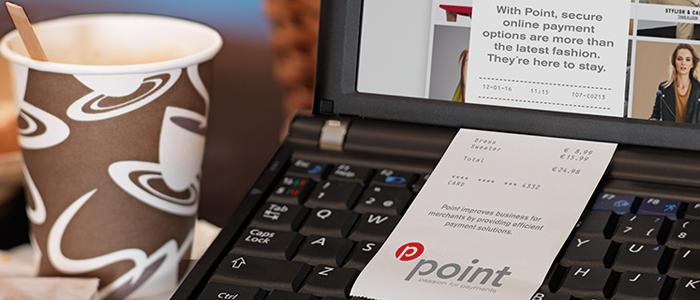 Betalleverantör går från kortterminaler till E-handel