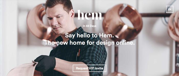 Fab verkar ha hittat hem och lanserar en ny sajt
