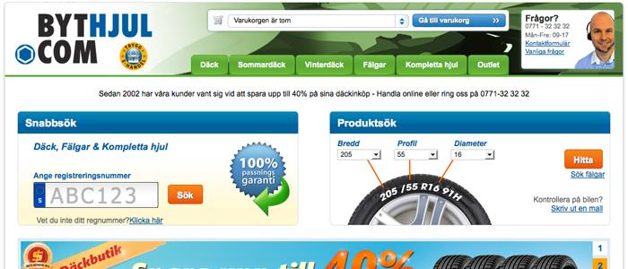 Bythjul.com rullar vidare mot nya mål efter ägarbyte