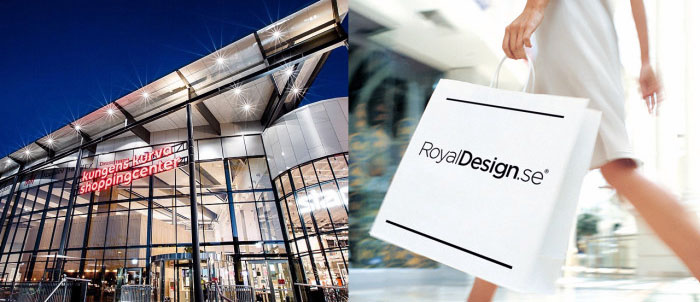 RoyalDesign expanderar fysiskt efter nätförvärv