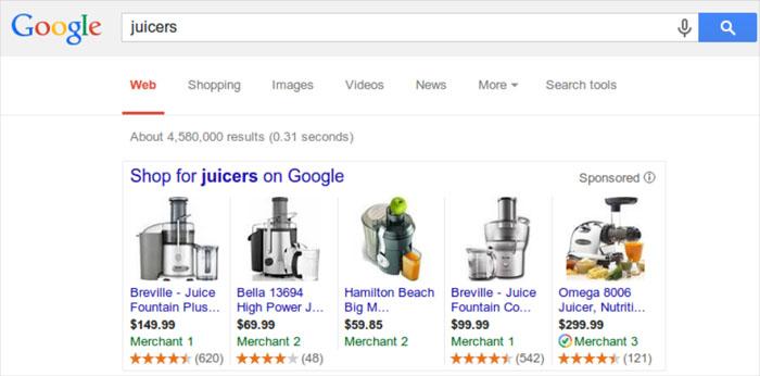 Google vill ha E-handlarnas kundrecensioner