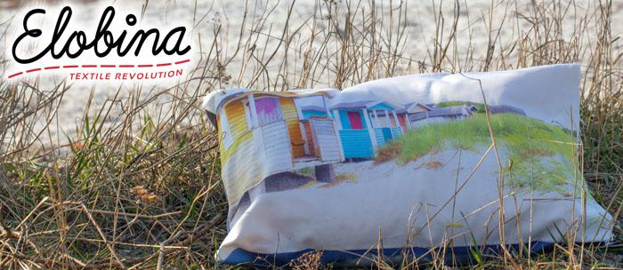 Nystartad nätbutik erbjuder personaliserade textilier