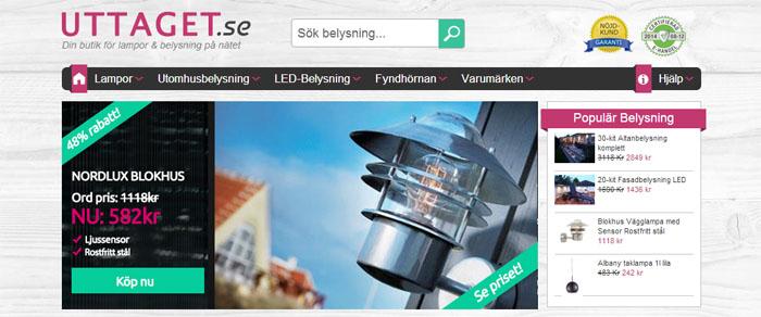 Uttaget.se förvärvas av nytt investmentbolag