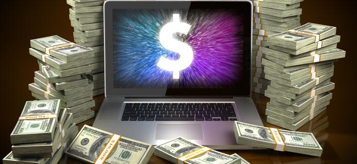 E-handeln når ny nivå med $75 miljarder i omsättning