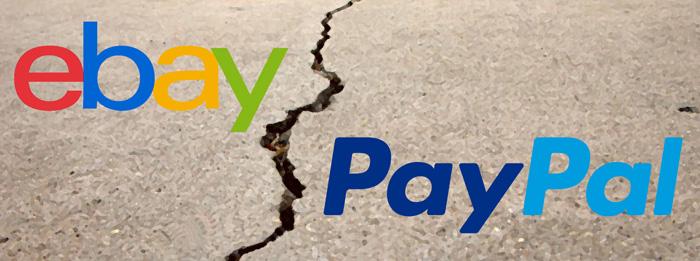 Ebay ryktas ha planer på en avyttring av PayPal
