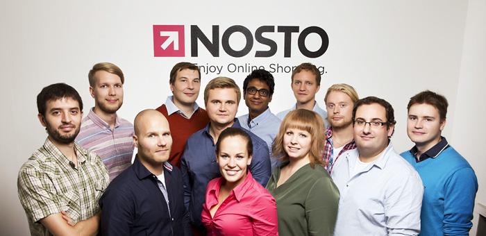 Nosto gav resultat för både liten och stor E-handlare