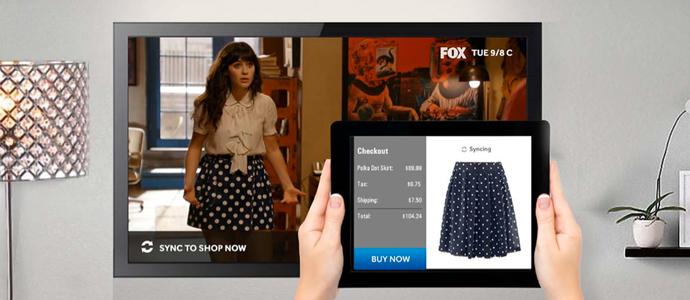 Sony satsar mobilt för att göra E-handeln TV-vänlig