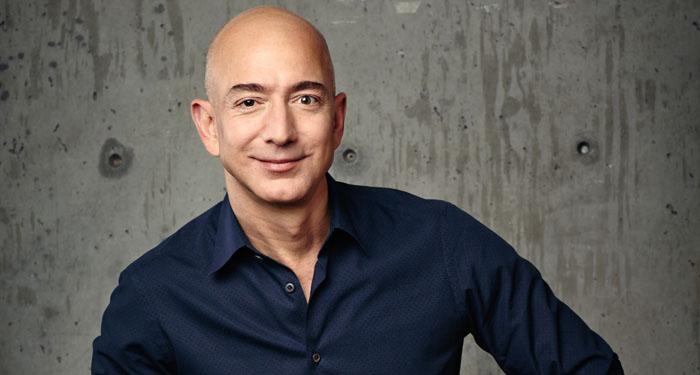 Jeff Bezos plan för att fånga framtidens handel