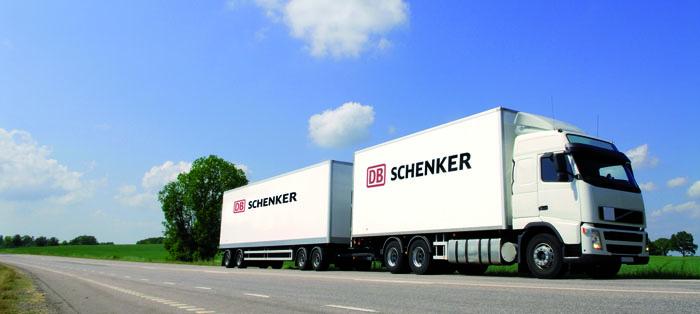 Force majeure i Rinkeby för fraktbolaget DB Schenker