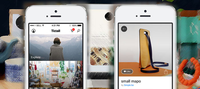 Tictail-butiker ska få större publik med mobilapp