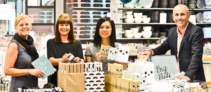 Lagerhaus E-handel är en stadigt växande treåring