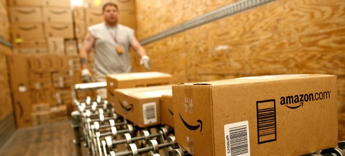 Amazons lageranställda fortsätter att strejka