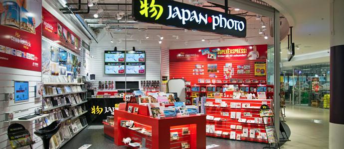 Japan Photo satsar på ett nytt butikskoncept