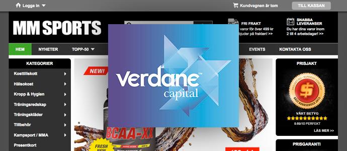Verdane Capital bygger på sin E-handelsportfölj