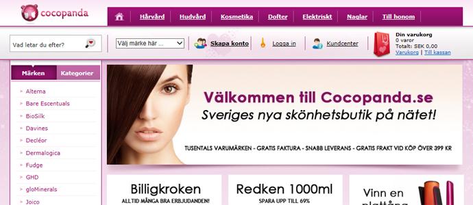 Norsk kosmetikjätte vill göra Sverige vackrare