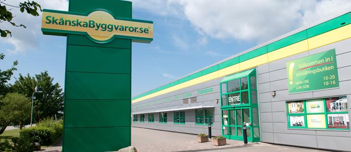 Räckesbutiken och Skånska Byggvaror i nytt samarbete