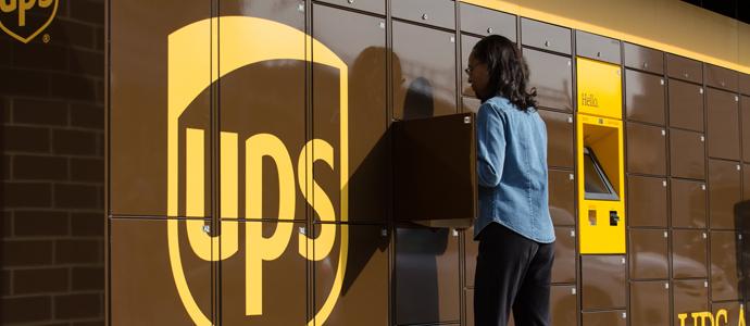 UPS utökar kundernas kontroll över leveransen