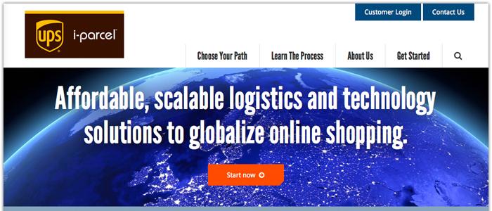 UPS förvärvar i sin satsning på E-handel över gränserna