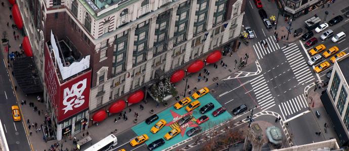 Amazon på väg att öppna sin första fysiska butik