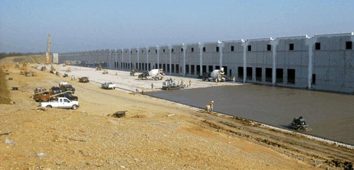 Amazon bygger sitt första lager i Illinois