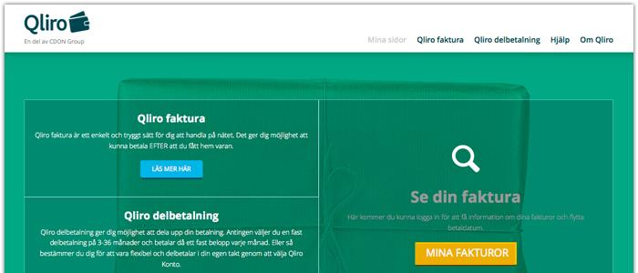 Aptic hjälper till att bygga Qliros nya betaltjänst