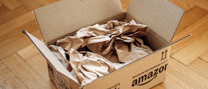 Amazon levererar med taxibilar i Kalifornien