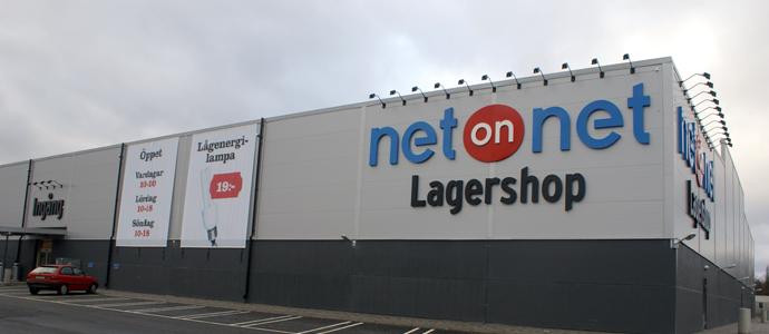 NetOnNet flyttar hela sin verksamhet i Borås