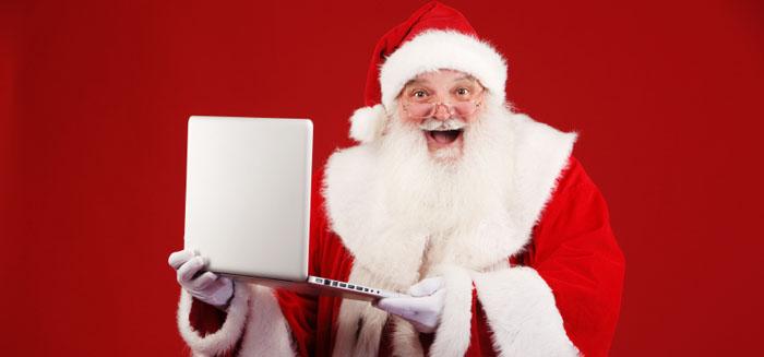 Svenskarna har E-handlat julklappar för 1,1 miljarder