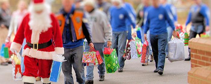 E-handeln hjälper till att lindra svenskarnas julstress