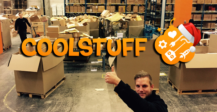 E-julhandeln krossar alla rekord hos CoolStuff