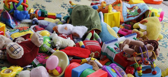 Blocket tror på begagnat i hetsen kring nya leksaker