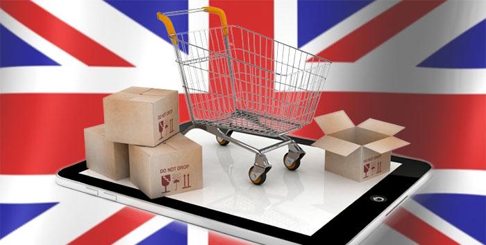 Black Friday fick fart på Storbritanniens E-handel