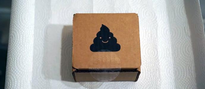 E-handlare sålde 30 000 lådor bajs på en dag